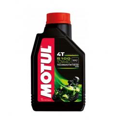 Motorcycle oil MOTUL 5100 4T