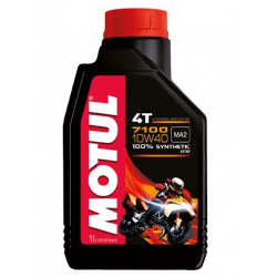 Motorcycle oil MOTUL 7100...