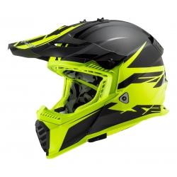 Fast Evo Roar MX437 LS2 Helmet