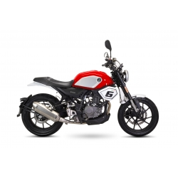 Junak SC 125 Motocykl